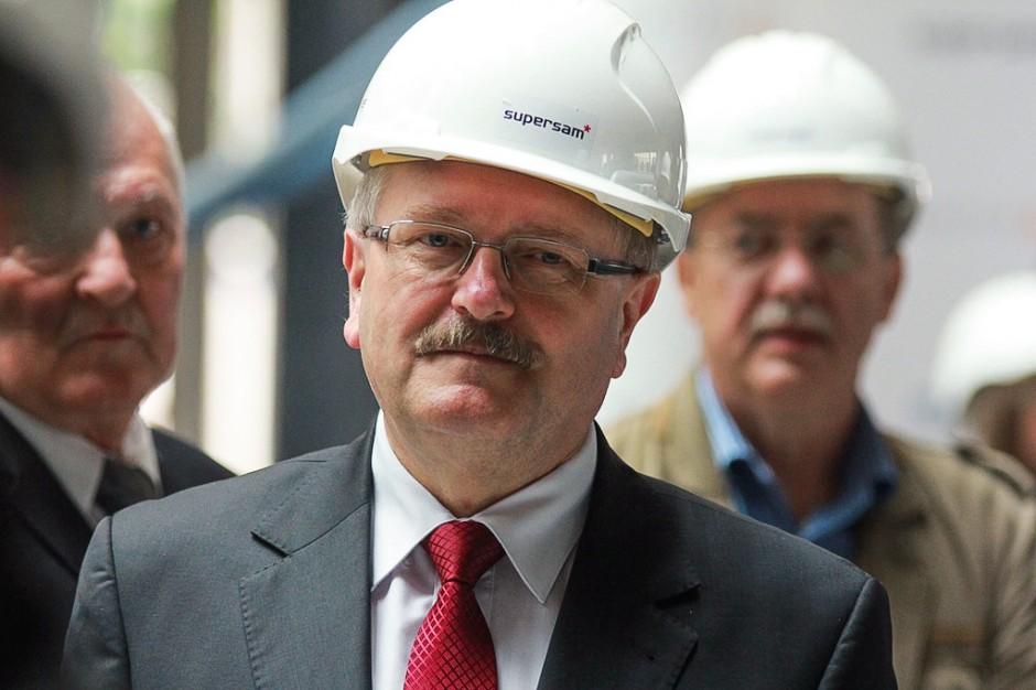 Piotr Uszok zbuduje nową dzielnicę Katowic