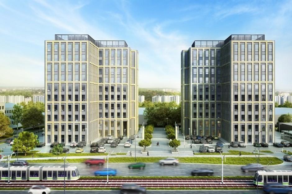 Echo prezentuje nową inwestycję biurową w Łodzi