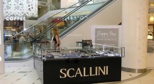 Scallini otwiera punkty sprzedaży w centrach handlowych