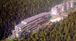 Potężna inwestycja hotelowa w Kozubniku na ostatniej prostej