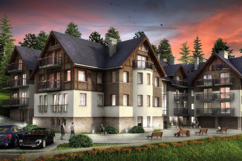 Nowy aparthotel w Szklarskiej Porębie