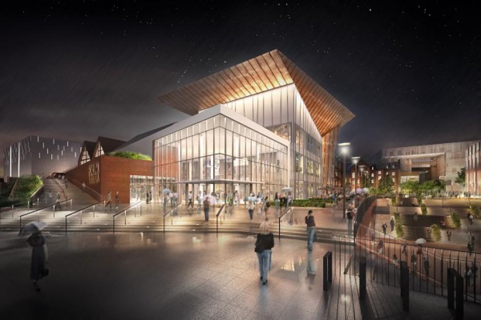 Startuje budowa Forum Gdańsk