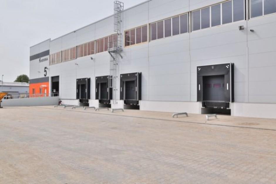 Zbliża się otwarcie II etapu inwestycji North-West Logistic Park w Szczecinie