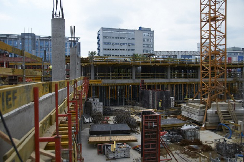 Rossmann wynajął powierzchnię w warszawskim biurowcu
