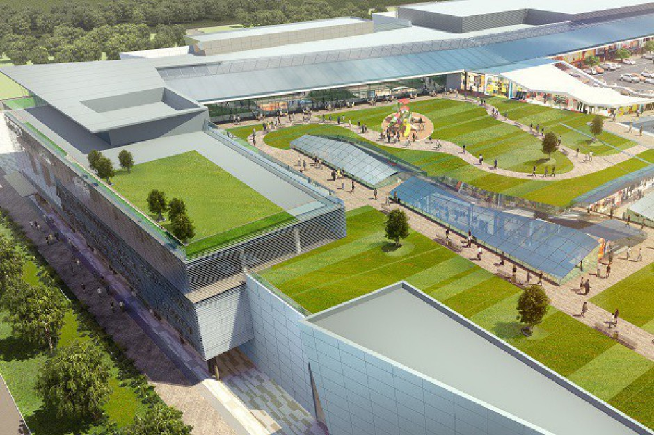 GTC z ostatecznym pozwoleniem na budowę Galerii Północnej