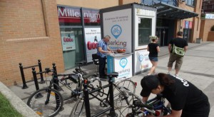 Galeria Askana z ofertą dla cyklistów