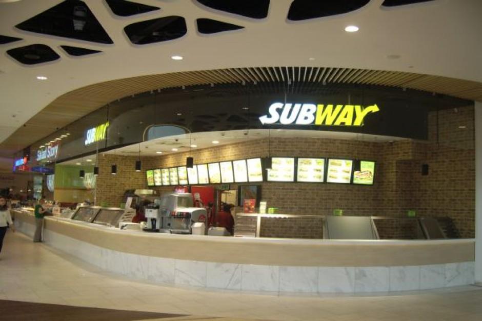 50 lat sieci Subway