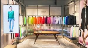 Benetton wprowadza nowy koncept sklepów