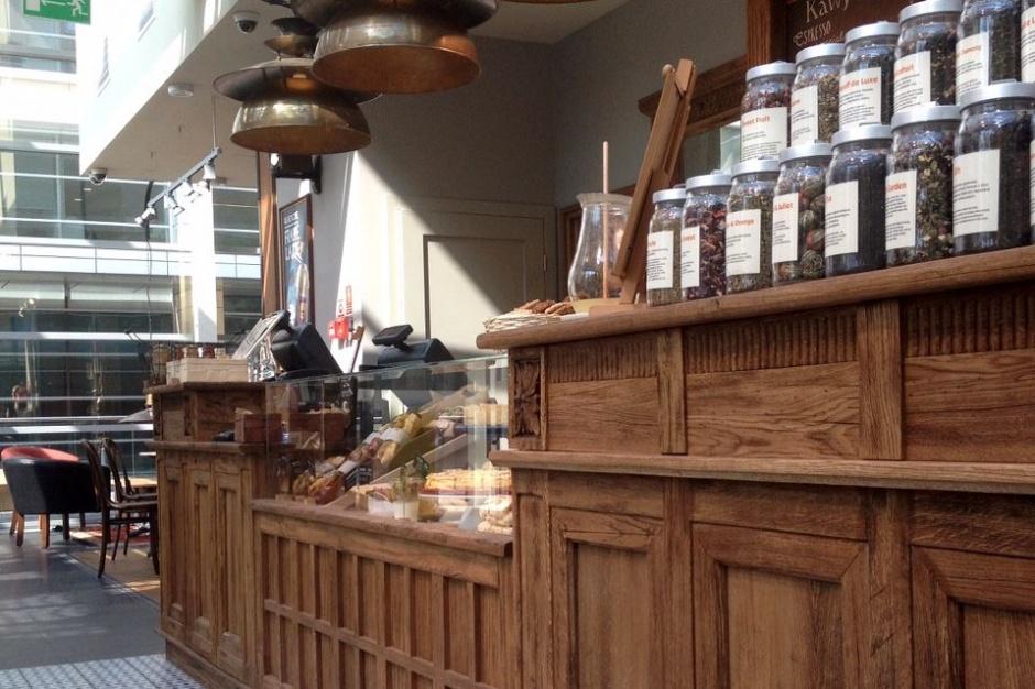 Green Caffe Nero otworzyła swoją 29. kawiarnię