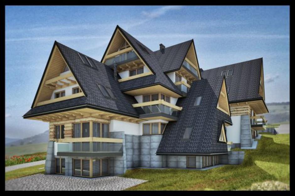 Szykuje się otwarcie hotelu w pobliżu Zakopanego
