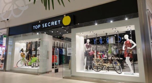 Rośnie sprzedaż w sklepach Top Secret