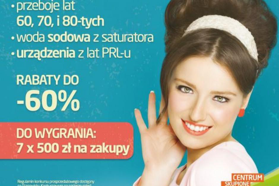 Noc Rabatów z hitami PRL-u w Focus Mall Piotrków Trybunalski