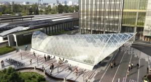 """Kompleks West Station """"jaskółką zmian"""" zaniedbanych terenów kolejowych"""