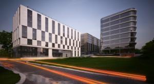Kompleks Bonarka for Business pełna najemców