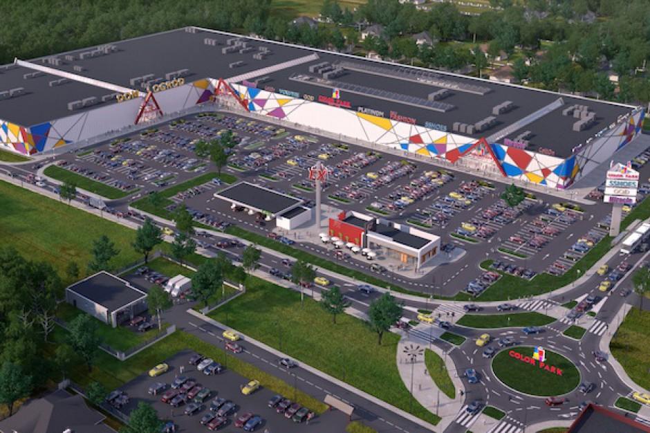 Więcej handlu na Zakopiance. Budowa Color Parku w Nowym Targu na starcie