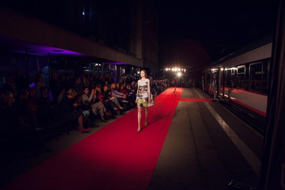 Pokaz mody marki Hexeline w niezwykłej oprawie