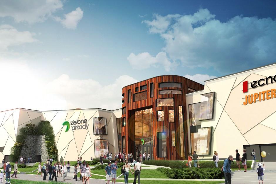 Kryształowy projekt Zielonych Arkad