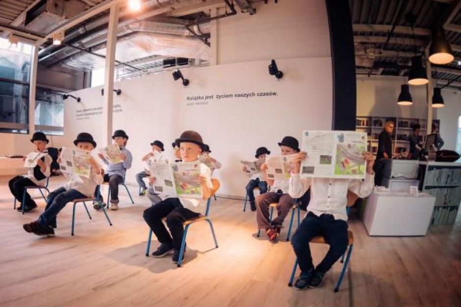 Biblioforum otwiera się w CH Forum