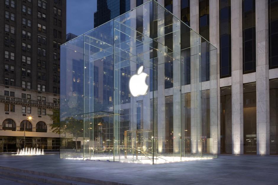 Sklepy Apple będą przypominać zielony gaj?