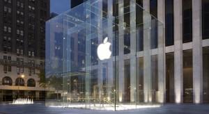 Spektakularny sklep Apple