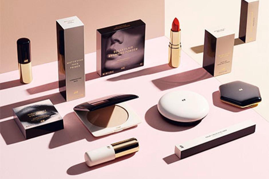 H&M Beauty - odzieżowy gigant wchodzi na rynek kosmetyków