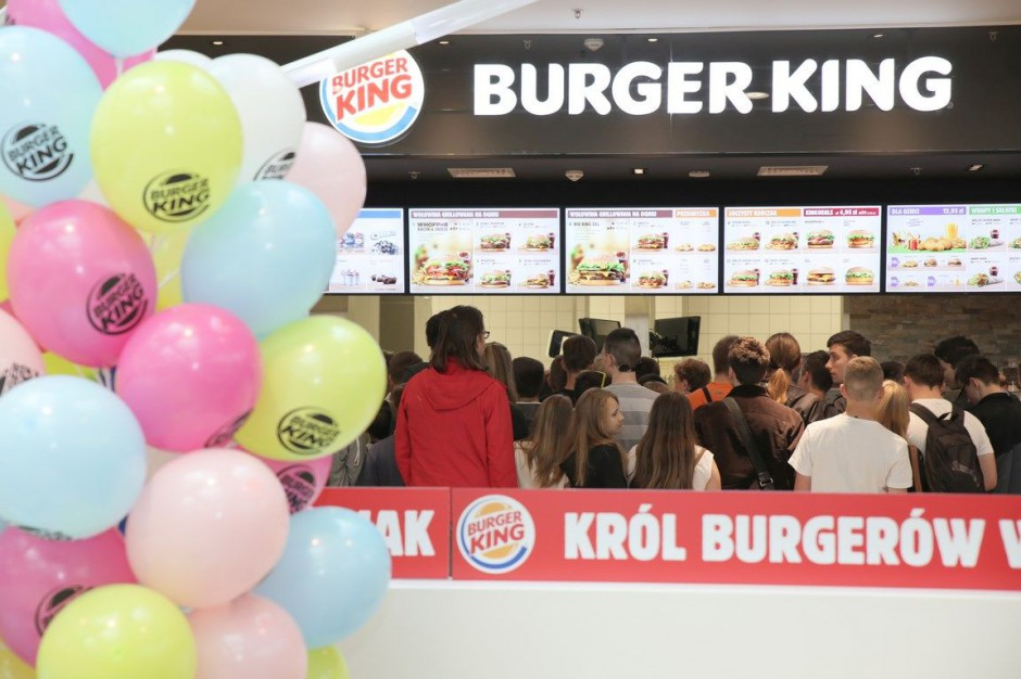 Burger King wrócił do Lublina