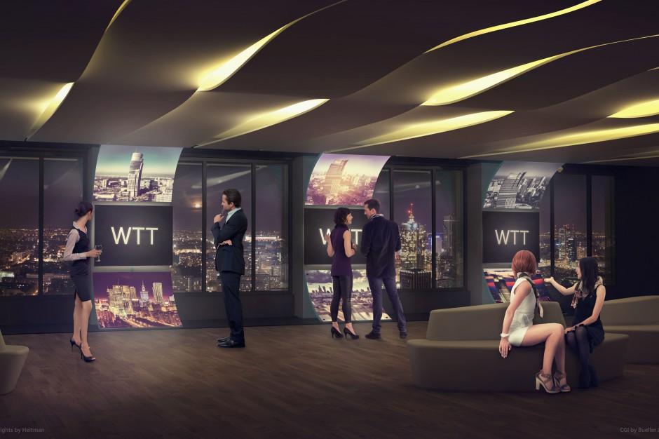 Nowa przestrzeń dla biznesu i kultury w Warsaw Trade Tower