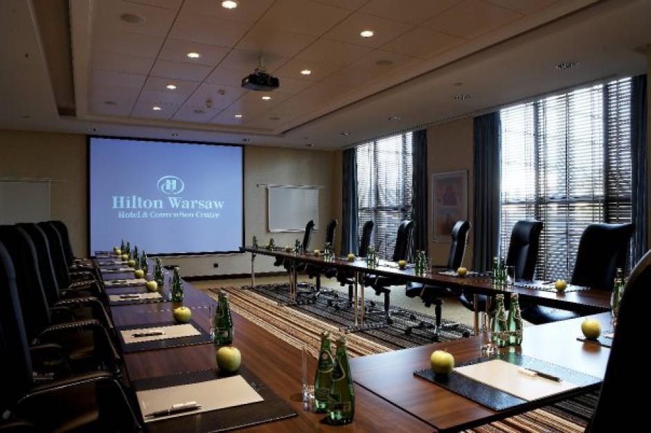 Hotel Hilton w Warszawie zrefinansowany