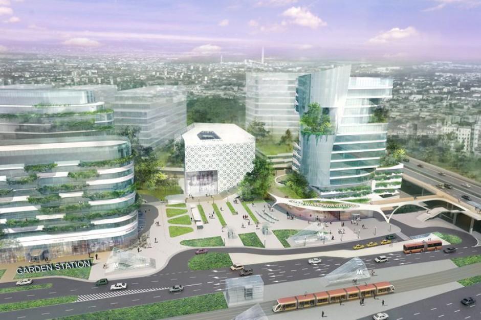 PKP i Ghelamco bliżej wspólnego projektu w stolicy
