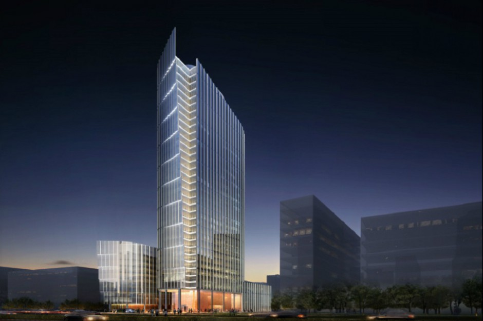 Budowa Mennica Legacy Tower ruszy w marcu
