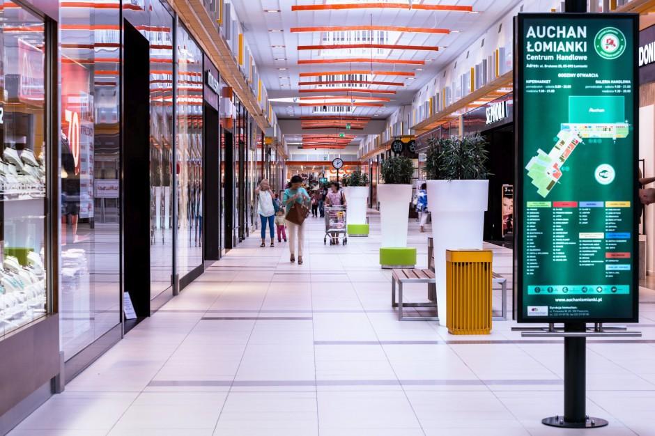 Ziaja z nowym sklepem w Łomiankach