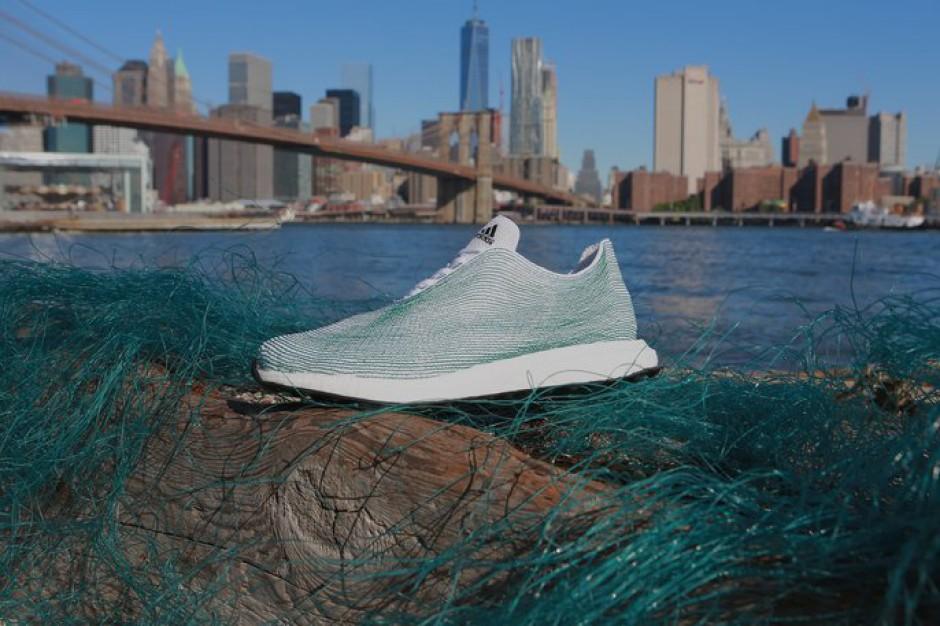 Z oceanu na ulicę - ekologiczny projekt Adidas