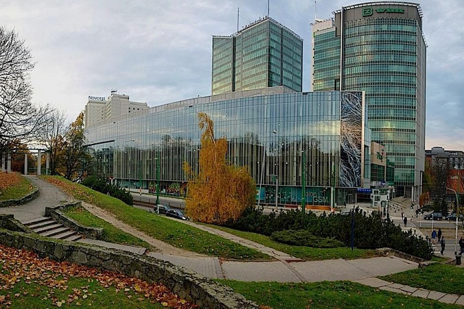 Biurowa wieża Andersia Silver wkrótce w budowie