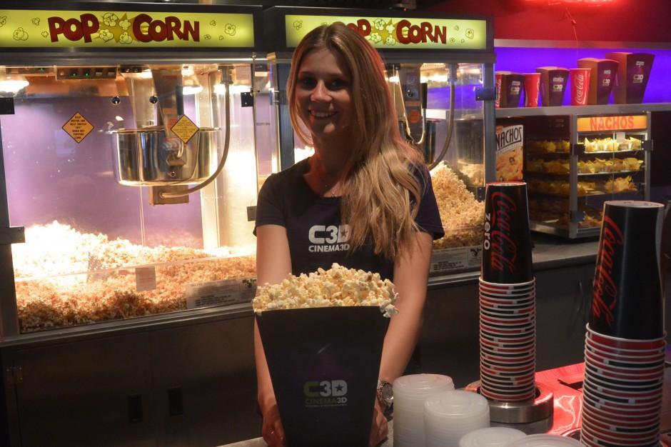 Cinema3D w Świnoujściu wystartowało