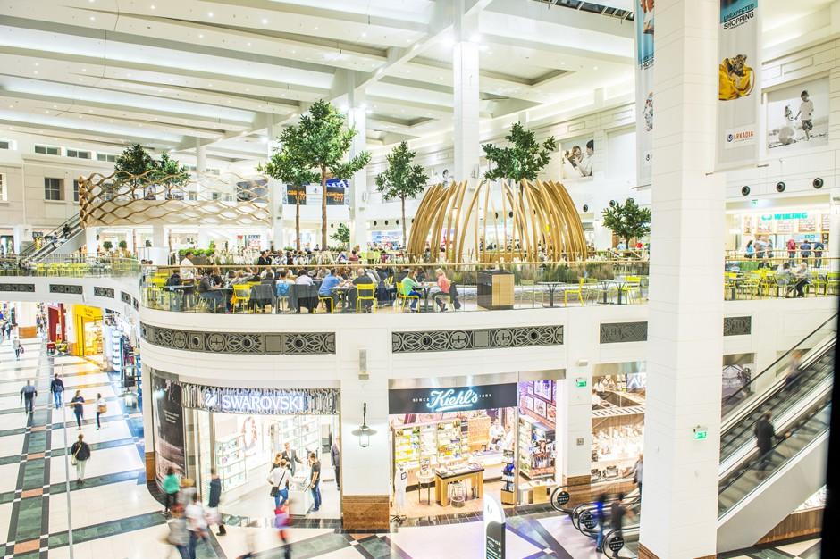 Największe polskie centra handlowe
