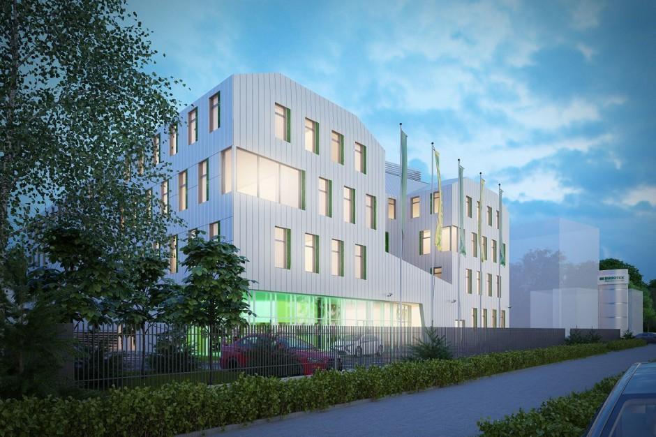 Budotex stawia biurowiec we Wrocławiu