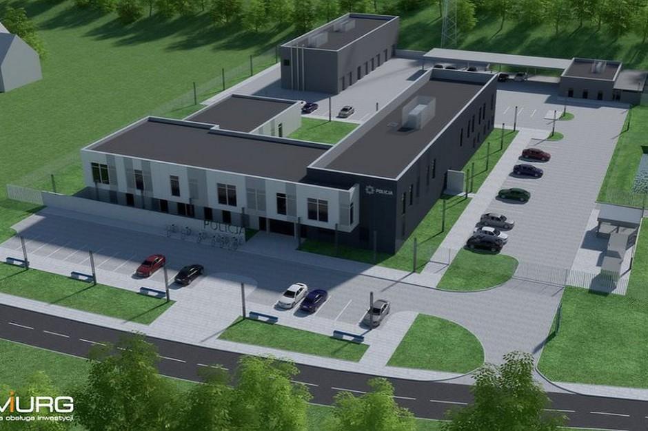 Szykuje się nowy biurowiec dla Policji na Dolnym Śląsku