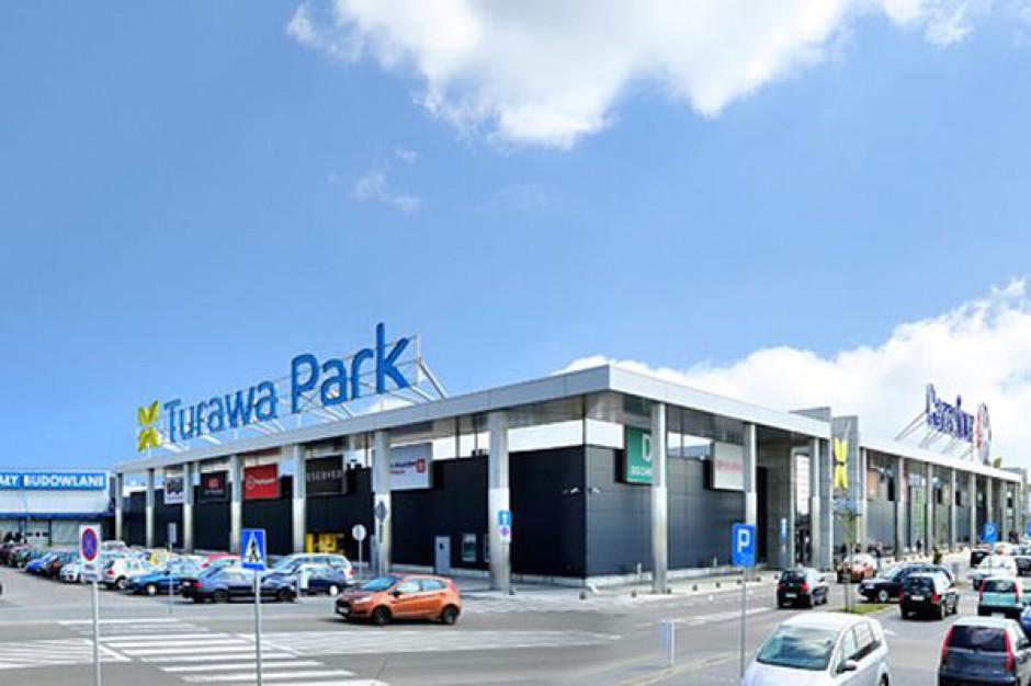 CH Turawa Park coraz bardziej przyciąga klientów