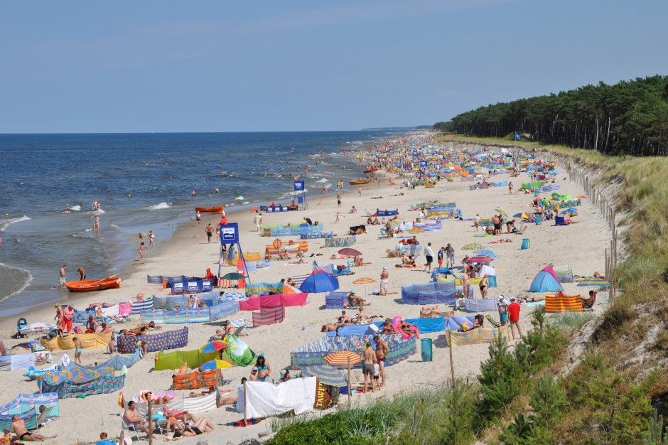 Polska turystyka rozkwita