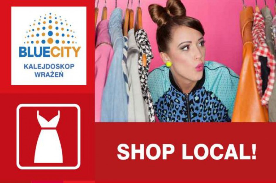 Shop Local na krótko w Blue City