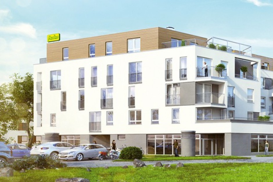 Arche sprzedaje aparthotel w Piasecznie