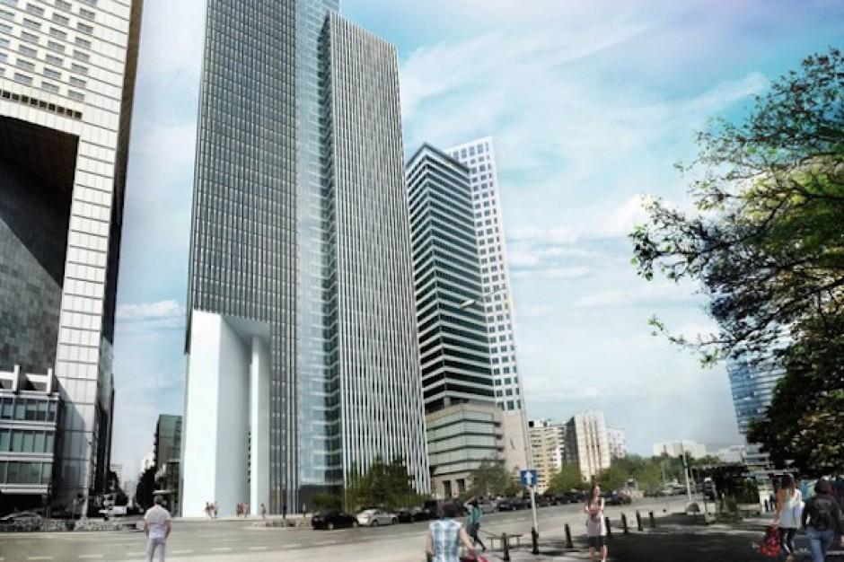 Nowy wieżowiec w centrum Warszawy. Griffin ma warunki zabudowy dla Emilii