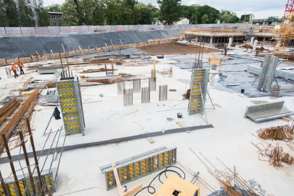 Budowa wrocławskiego Business Garden nie zwalnia tempa