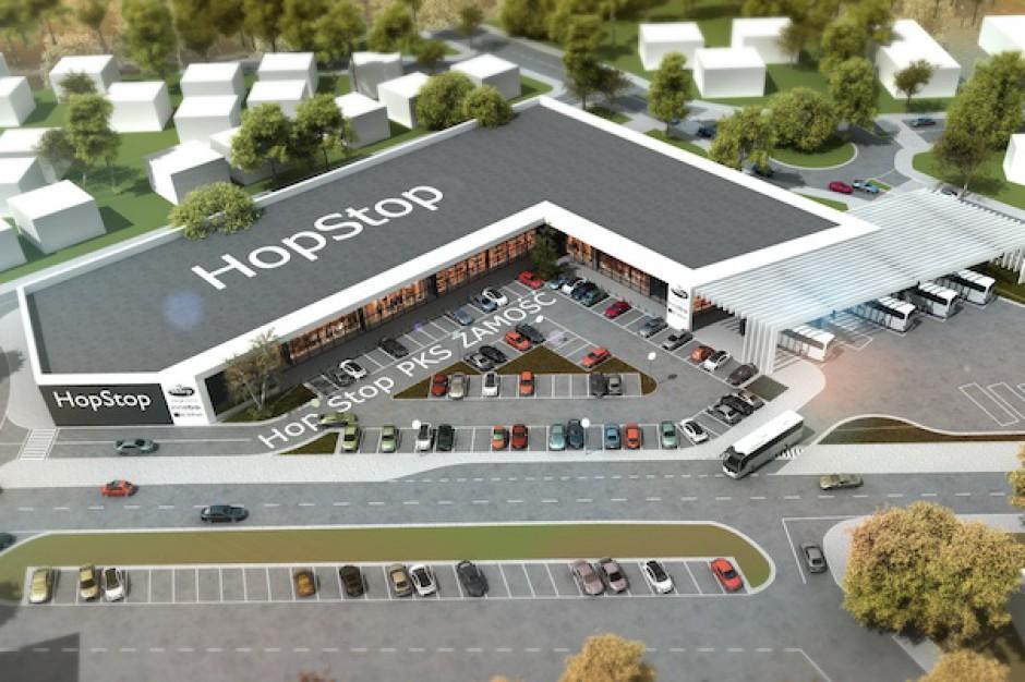 HopStop buduje się pod Warszawą