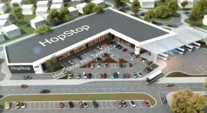 Dworzec PKS w Zamościu zmienia się w centrum komunikacyjne HopStop