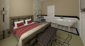 Zabytkowy hotel Podklasztorze przechodzi prawdziwą metamorfozę