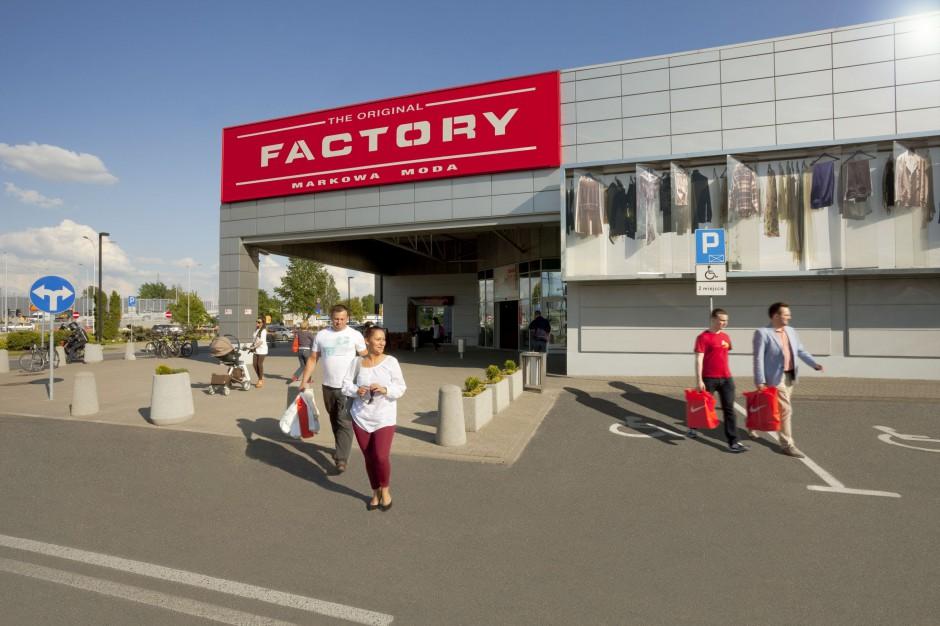 Factory Ursus zmienia właściciela. Outlet w rękach Neinver i TH Real Estate