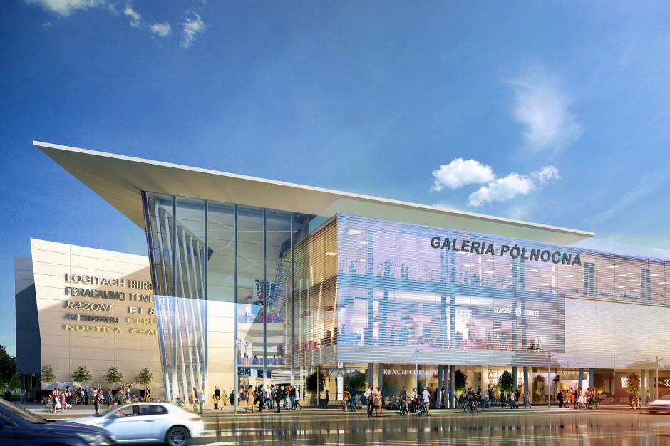 Budowa Galerii Północnej tuż tuż