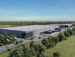 Goodman rozpoczął budowę Gliwice Logistics Centre