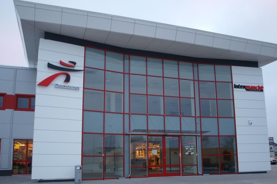 Kolejny Intermarché w Bielsku-Białej